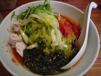 セロリと木の芽の涼風麺.JPG