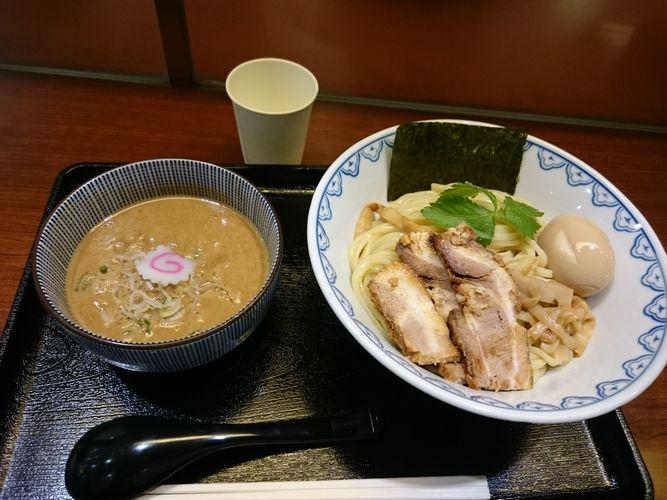 濃厚味玉つけ麺.JPG