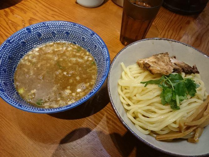 濃厚煮干つけ麺.JPG